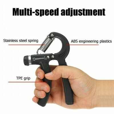 Fitness Grip Hand Gripper 10-40 Kg Ρυθμιζόμενος