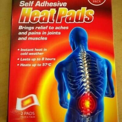 Αυτοκόλλητα Έμπλαστρα για Πόνους - Ache Relief Heat Pads