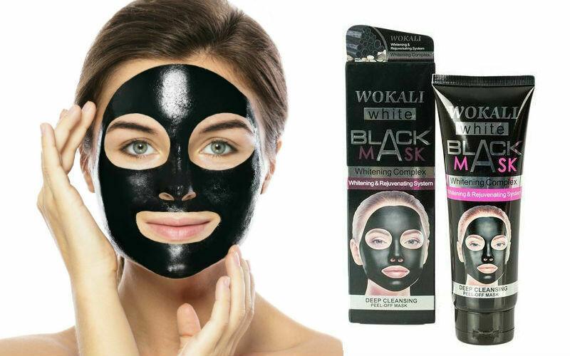 Μαύρη Μάσκα Υψηλής Ποιότητας Μάσκα Προσώπου