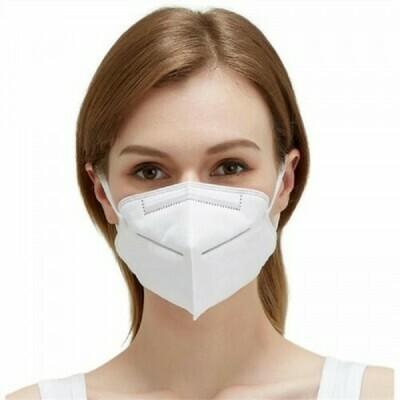 Μάσκα Προσώπου Πολλαπλών Χρήσεων KN95 2 τεμάχια