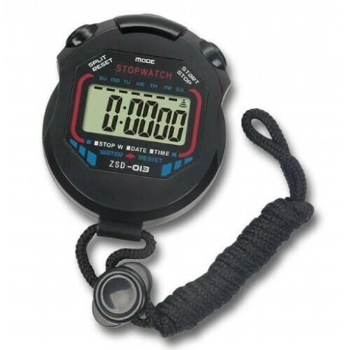 Ψηφιακό Αθλητικό Χρονόμετρο Μέτρησης Επιδόσεων