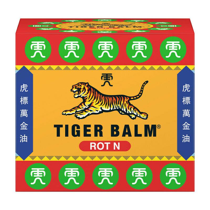 Κινέζικη θεραπευτική Αλοιφή Tiger Balm ® Red Κόκκινη