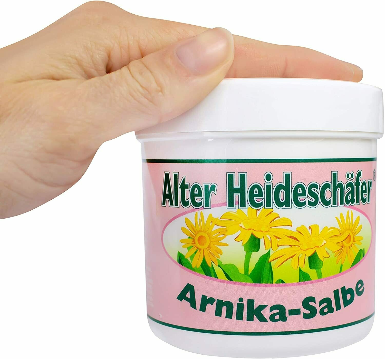 Krauterhof Κρέμα Άρνικας με Αντιφλεγμονώδη Δράση, 250ml