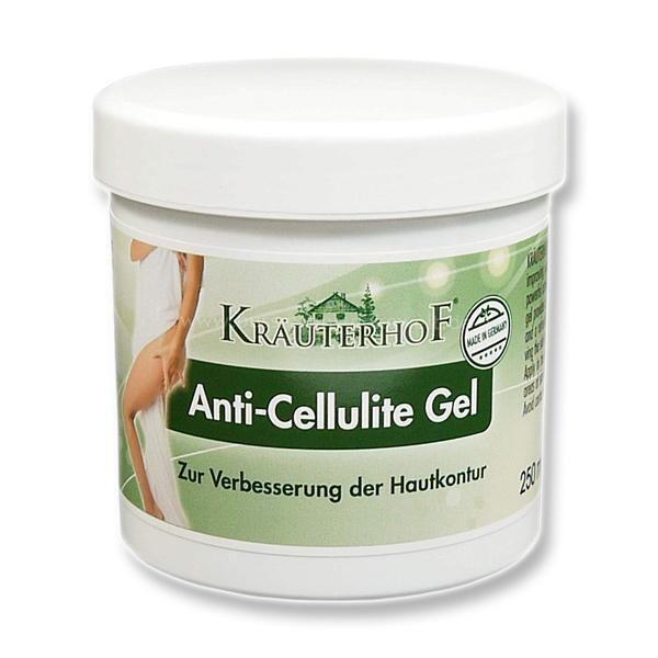 Kräuterhof Anti-cellulite Gel Τζελ Κατά της Κυτταρίτιδας 250ml