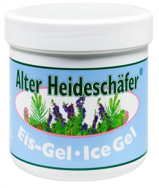 Kräuterhof Ice Gel Ψυκτικό τζελ μασάζ - με Μέντα και Κάμφορα 250ml
