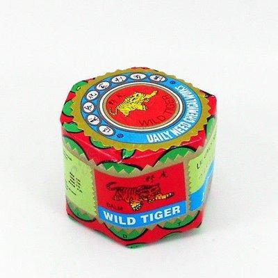 Κινέζικη θεραπευτική Αλοιφή Essential Wild Tiger Balm άοσμη 23 gr