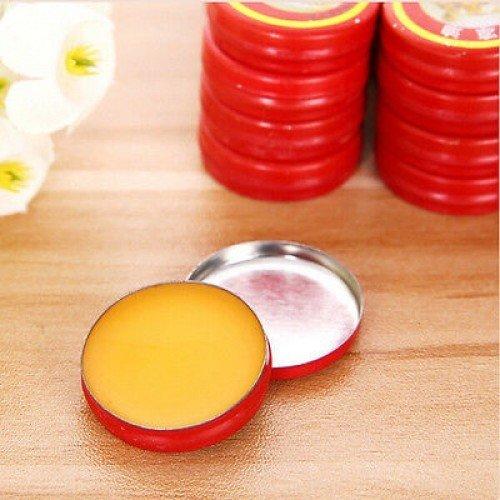 Κινέζικη θεραπευτική Αλοιφή Κόκκινη 24 τμχ 3.5gr Essential Wild Tiger Ointment