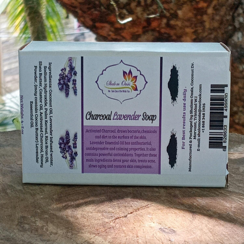 Charcoal Lavender