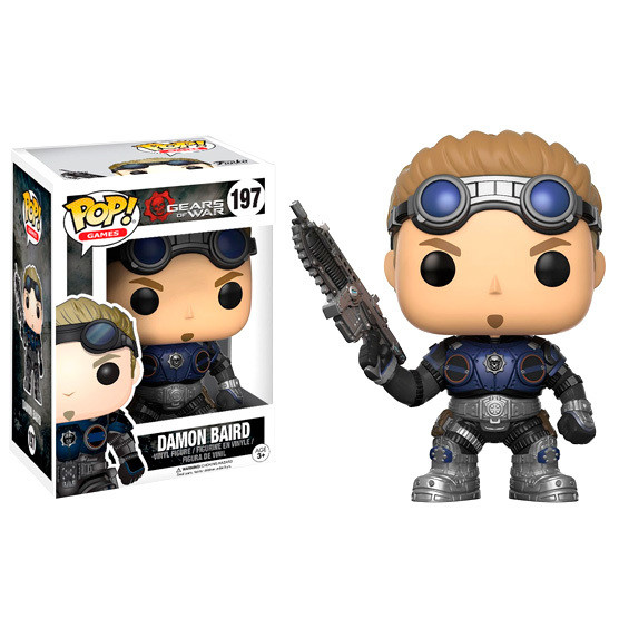 Funko Pop Gears of War Damon Baird