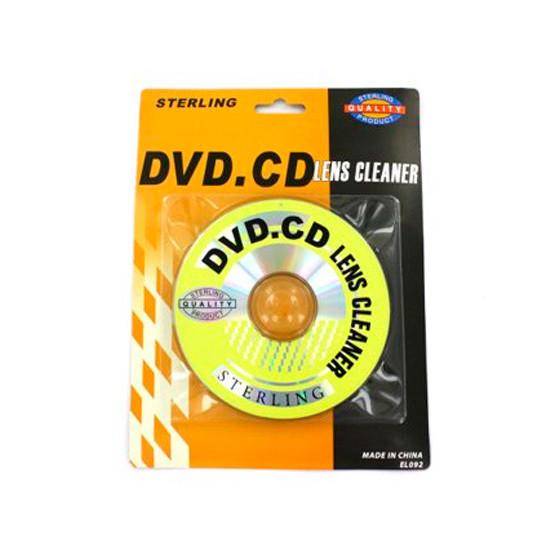 Limpiador para Cd y Dvd