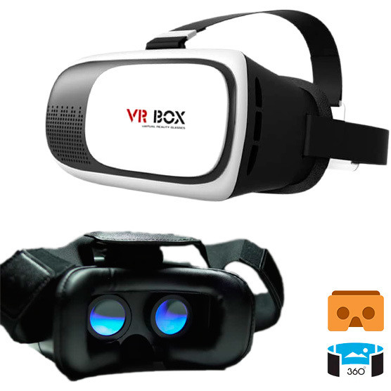 Lentes VR Box 2.0 Para celular