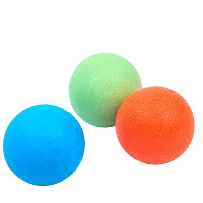 3 Pelotas de Grip Agarre Manual