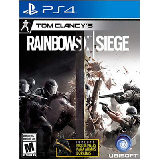 PS4 Rainbox six siege