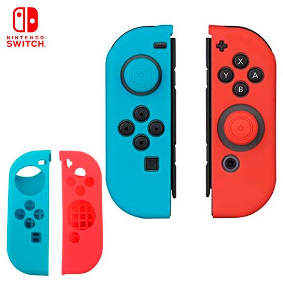 Switch Estuche joy-con (2 piezas)