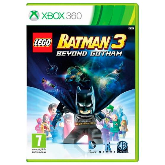 XBOX 360 Lego Batman 3
