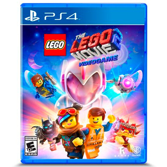 PS4 Lego Movie 2