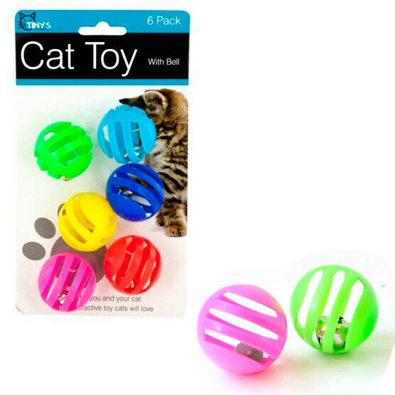 Juguete Para Gatos (6 unidades)