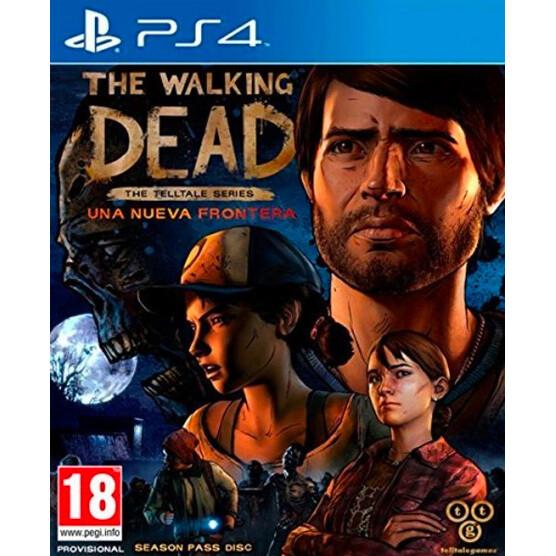PS4 The walking dead una nueva frontera