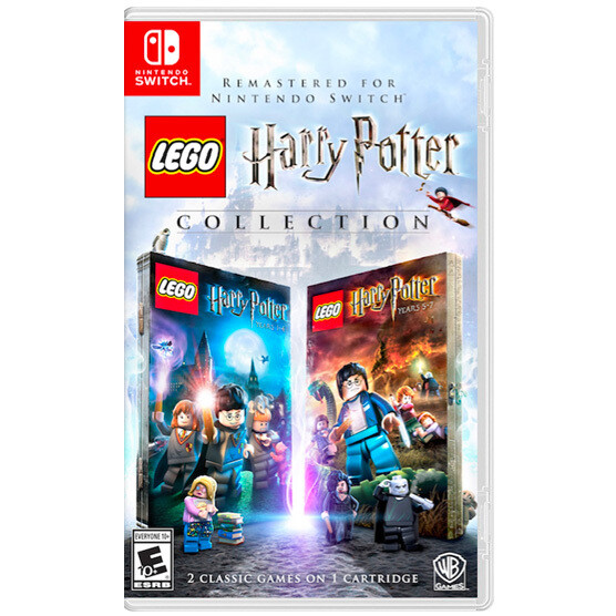Switch Harry Potter Collection (2 juegos)