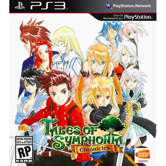 PS3 Tales of Symphonia