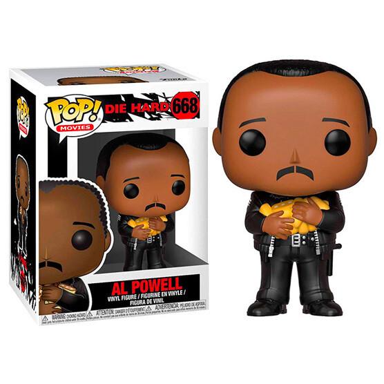 Funko POP Die Hard All Powell