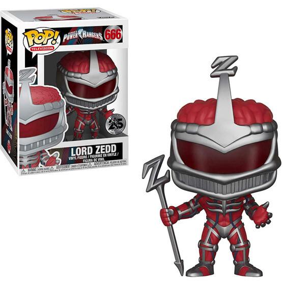 Funko POP Power Rangers Lord Zedd