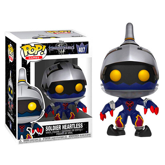 Funko Pop Disney Kingdom Hearts Soldier H