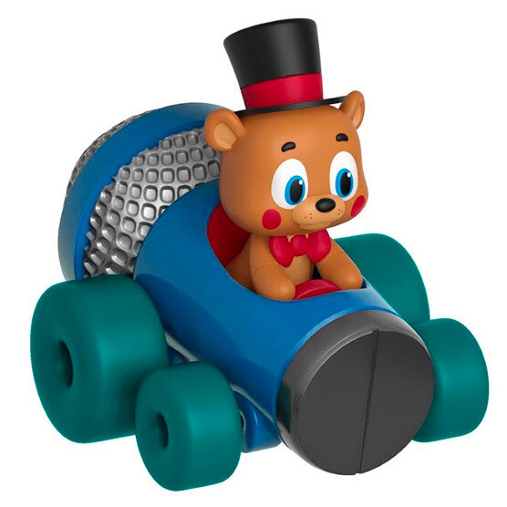 Funko Racer FNAT Funtime Freddy