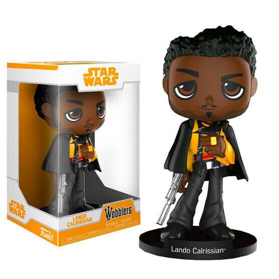 Funko Wobblers Star Wars Lando Calrissian