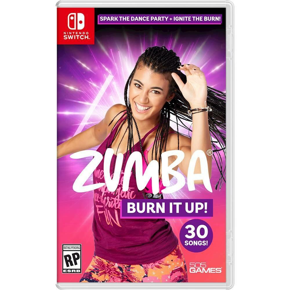 Switch Zumba Burn it Up!!