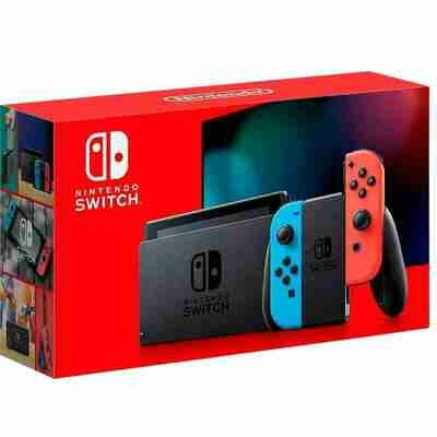 Consola Switch Version 2.0