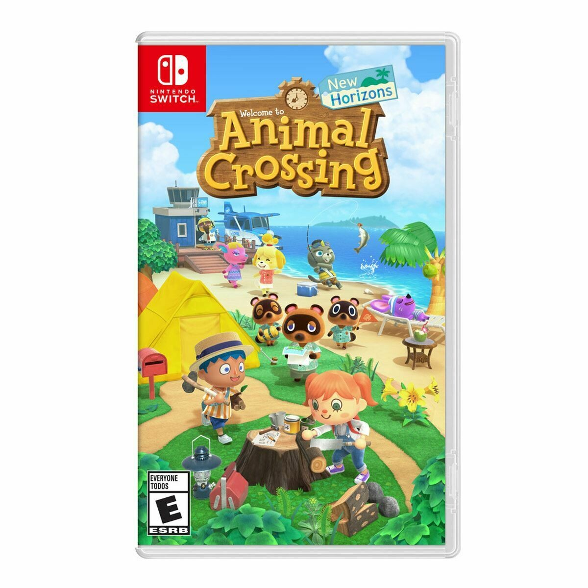 Switch Animal Crossing