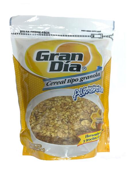 Granola Trocitos de Almendra 380 g