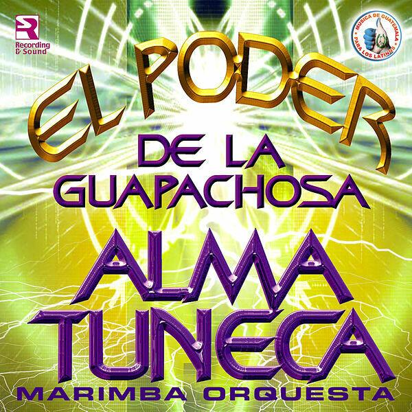 CD Marima Alma Tuneca El poder de La Guapachosa