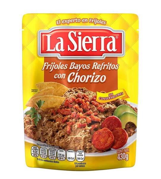 Refrito Chorizo 430 Gr