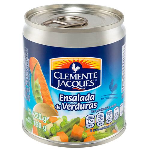 Ensalada de verduras 220 Gr