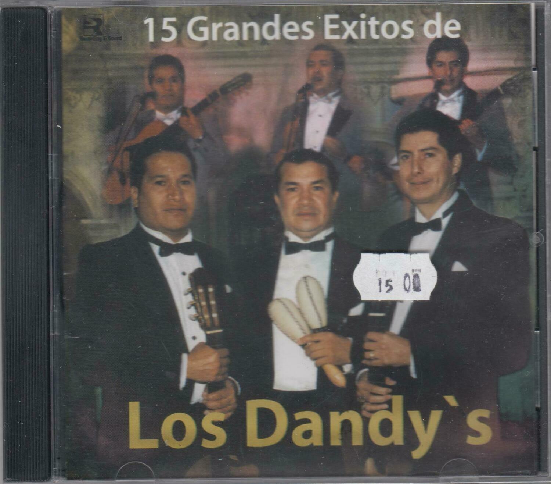CD Los Dandys 15 Grandes Exitos