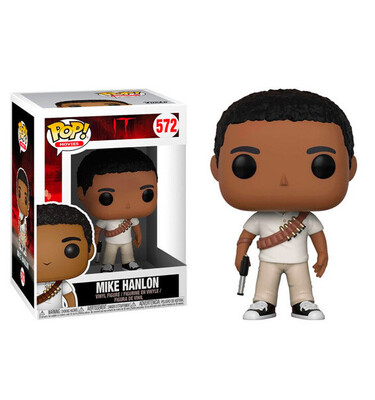 Funko POP IT Mike Hanlon