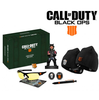 Call of Duty Black Ops 4 Big Box