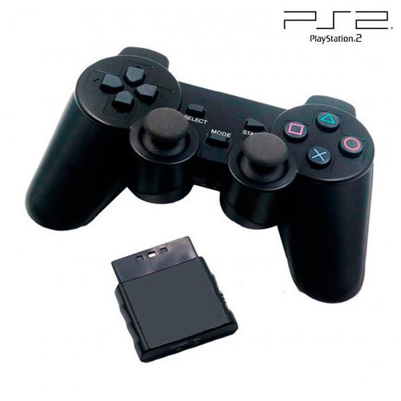 PS2 Control inalambrico