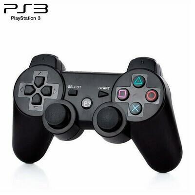 PS3 Control Inalambrico Negro