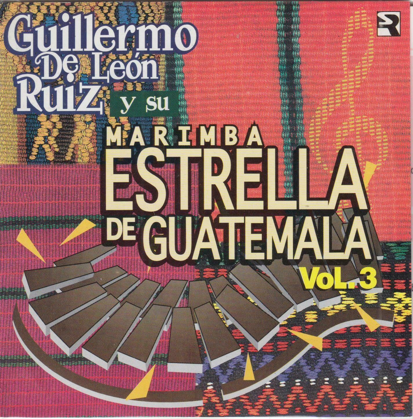 CD Marimba Estrella de Guatemala Vol.3