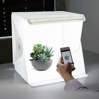 Caja de luz para fotos