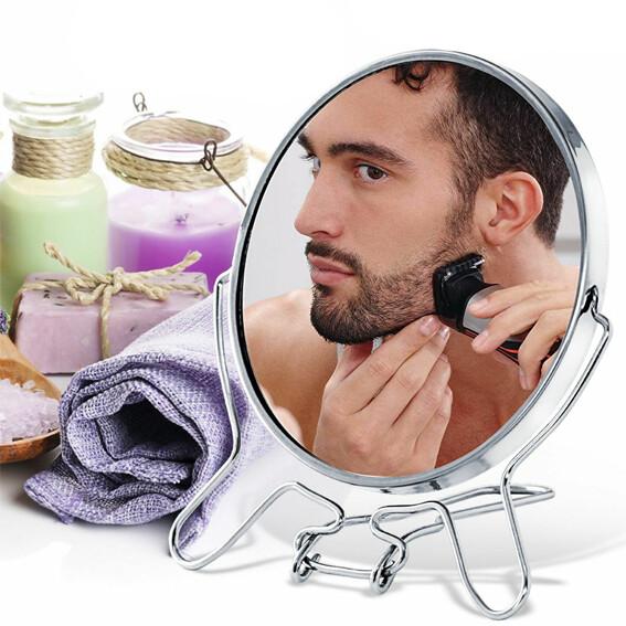Espejo agrandador