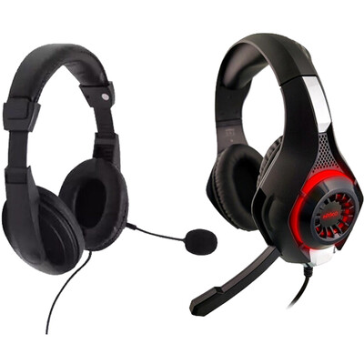 Audifonos para chat y gaming desde