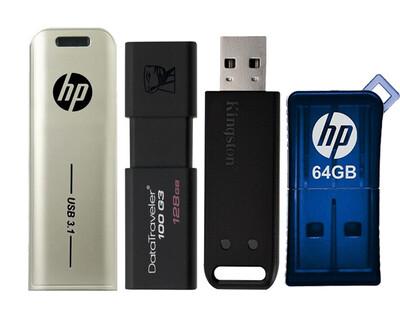 Memorias USB desde