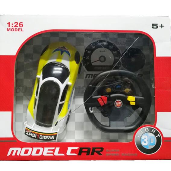 Carro de carreras con control remoto