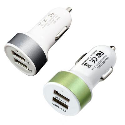 Cargador USB Doble carro