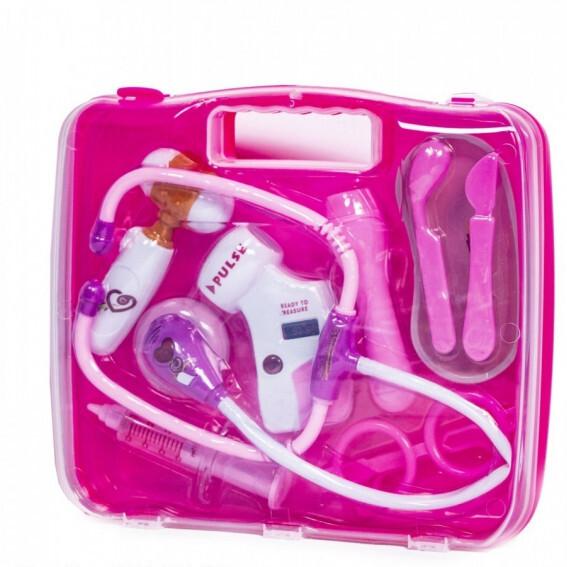 Set de accesorios medicos 9 pcs