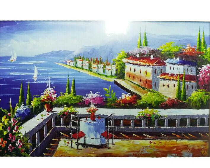 Rompecabezas 2000 Piezas - Mediterraneo